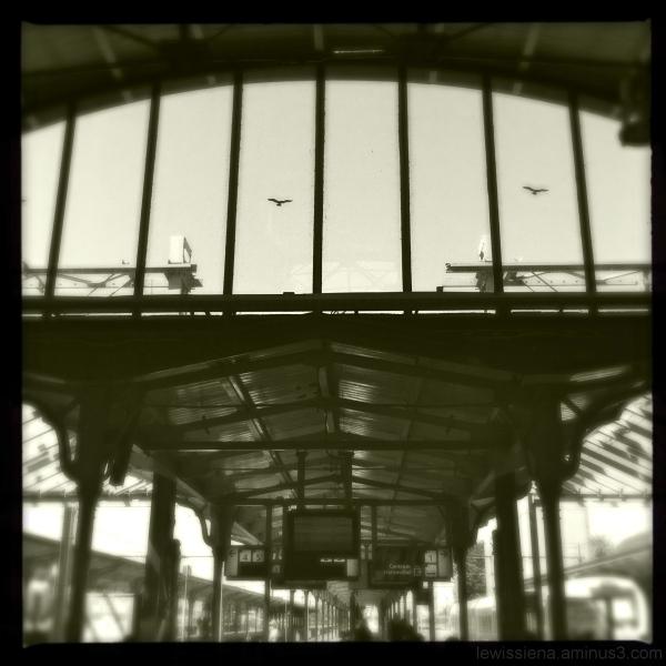 train trein station leeuwarden