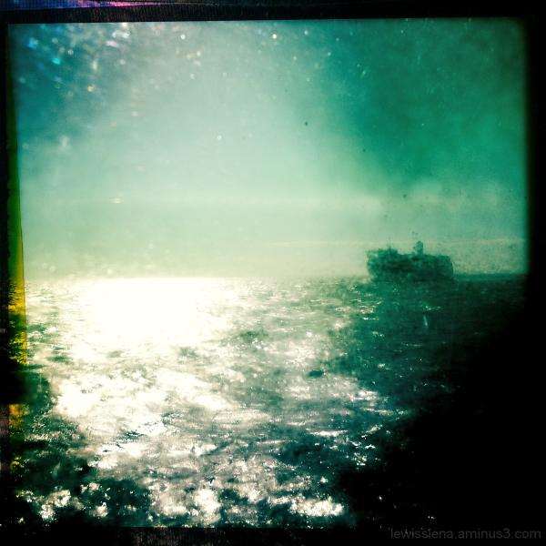 ferry veerboot waddenzee
