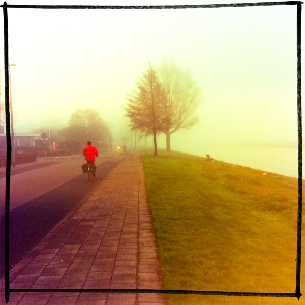 mist fog bike