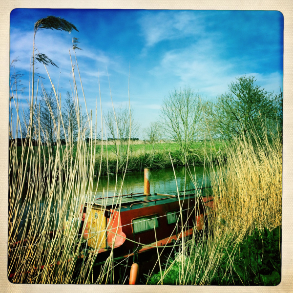 reed riet boot boat