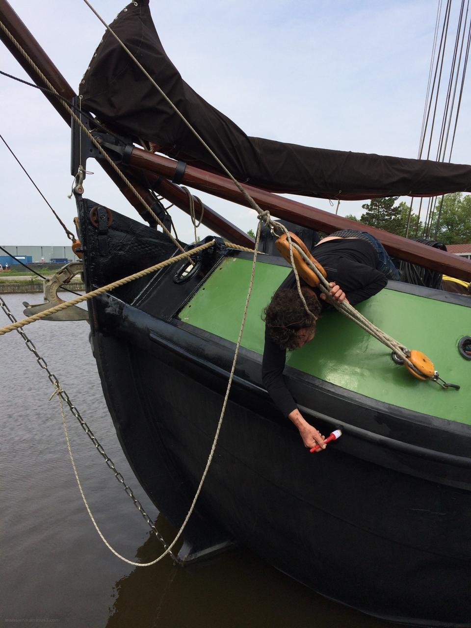maintenance ship coating