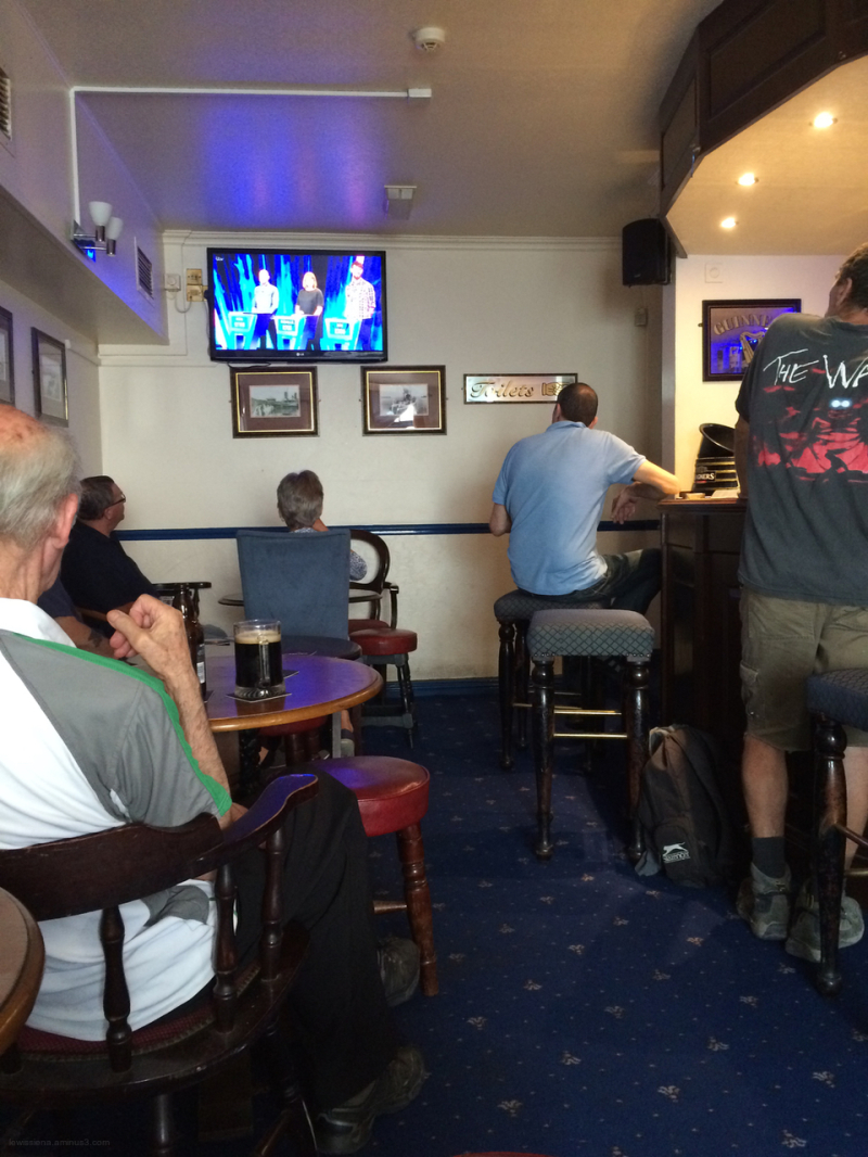 pub guinness tv