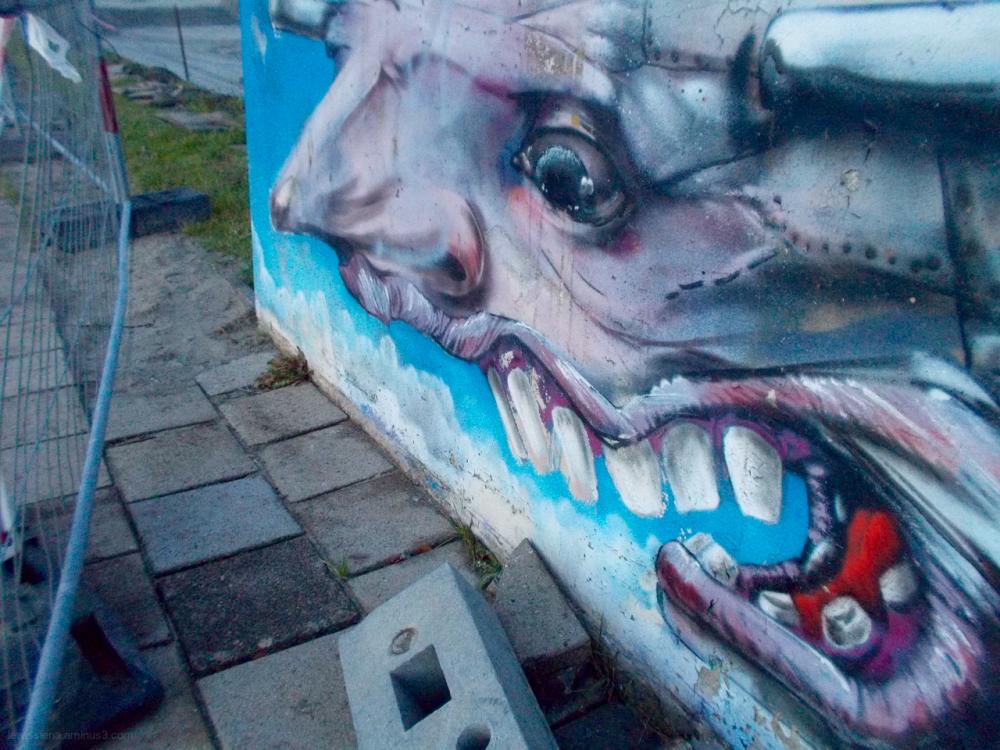 Graffiti H Broersma