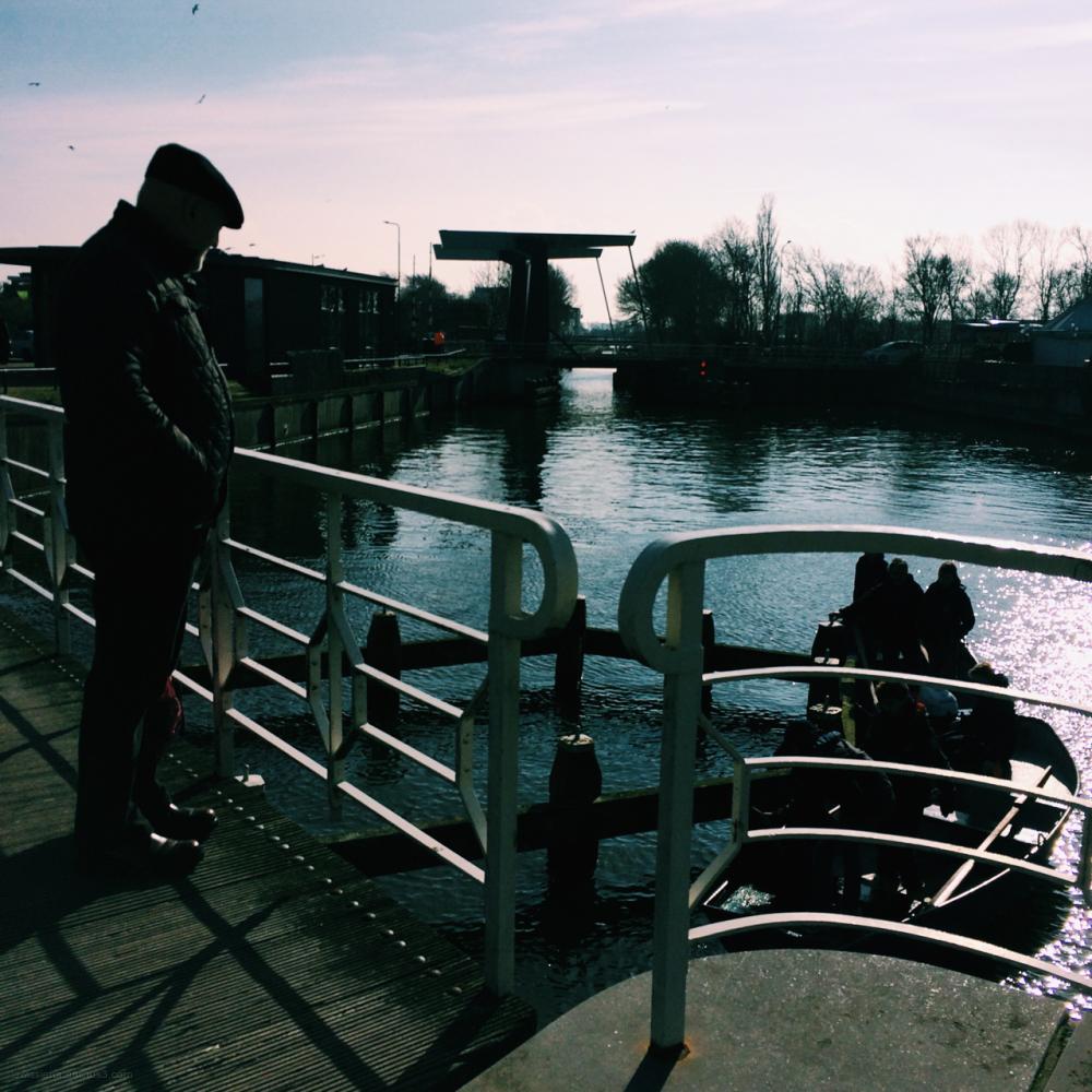 bridge brug boten boats