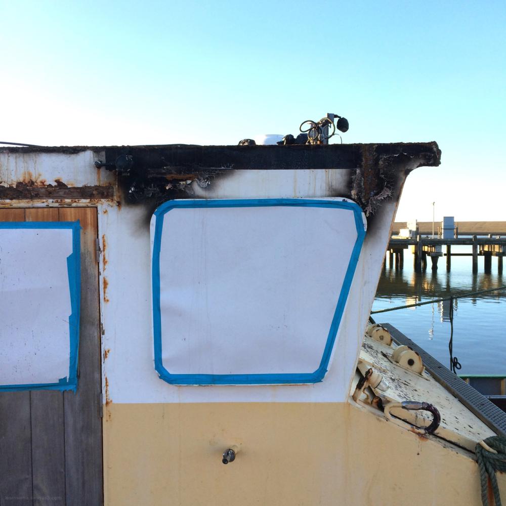 boat fire brand