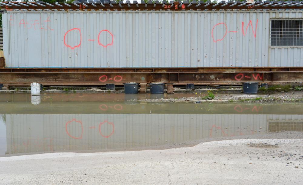 reflections keet shack barrack