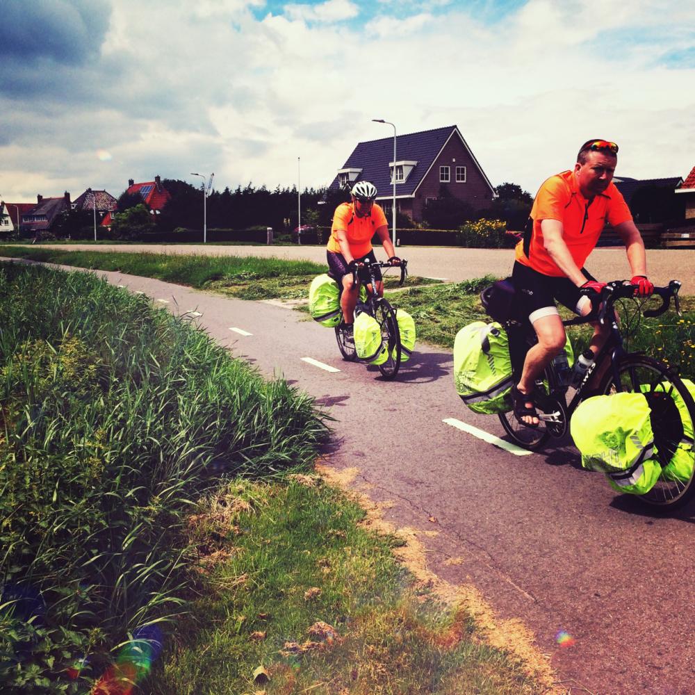 bike fiets holiday