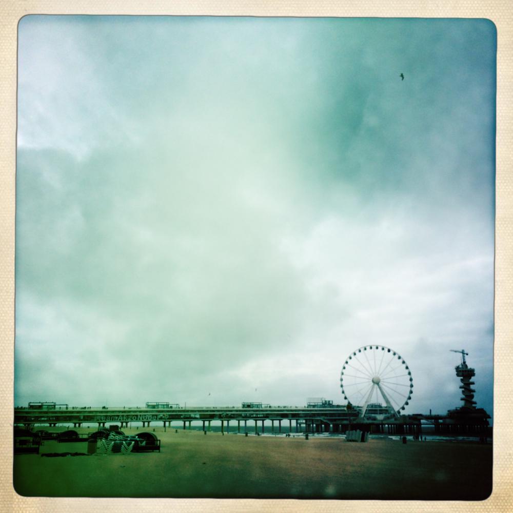 pier ferris wheel