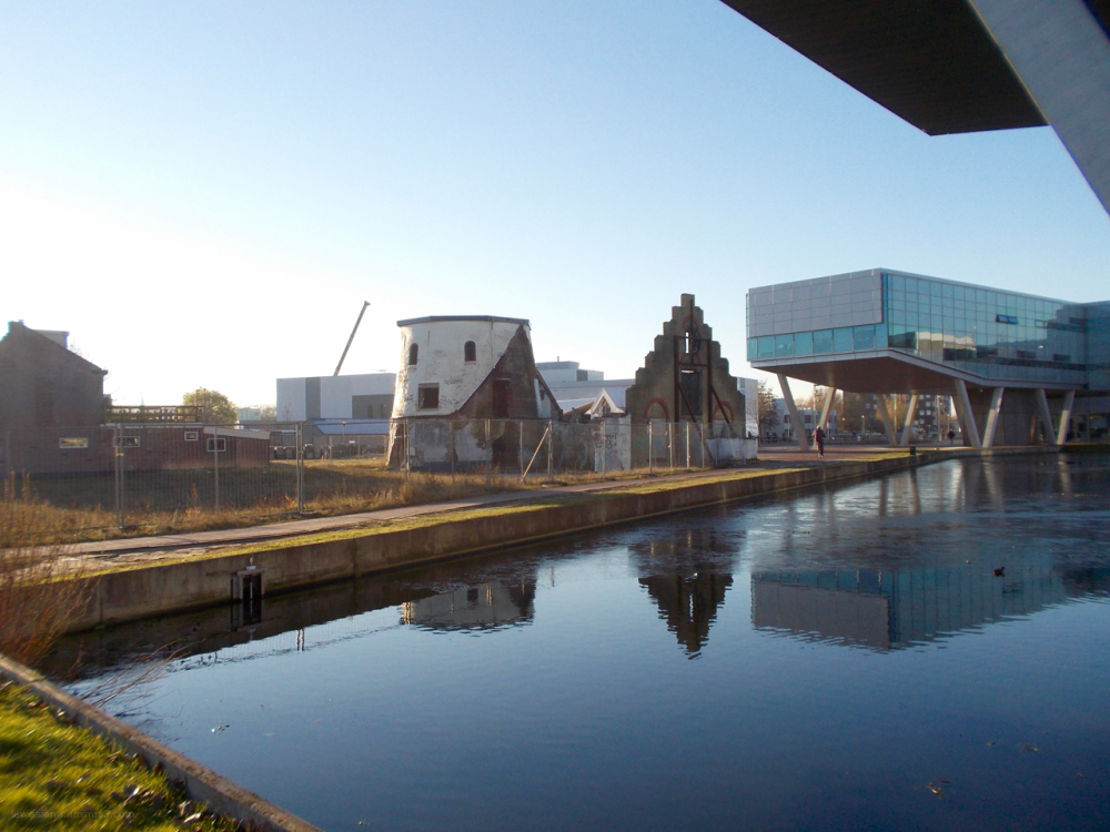 building mill molen
