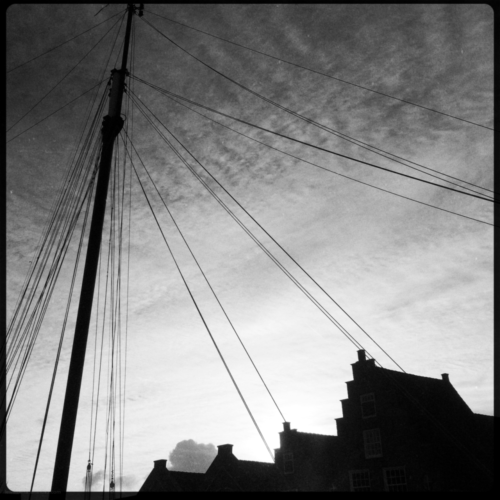 ship schip huizen
