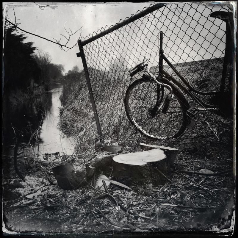 bike fiets los stuur