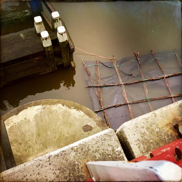 canal bridge mat
