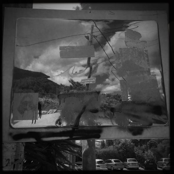 mirror traffic spiegel verkeer