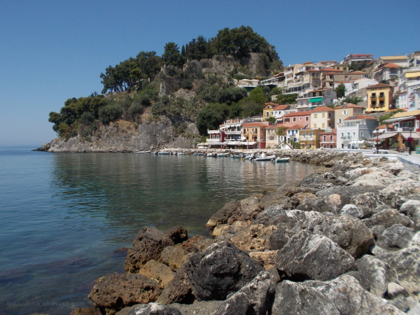 Parga greece Griekenland