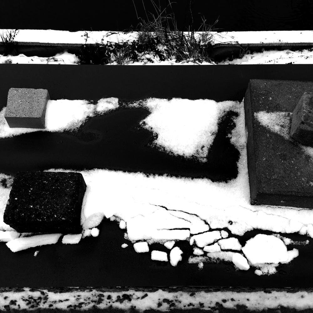 Snow sneeuw wall muur