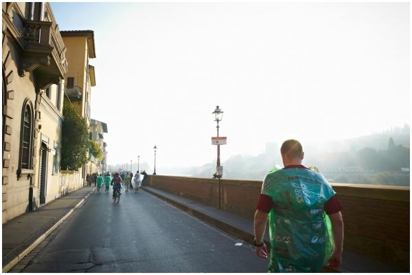 Walk to your run ::: Florence Marathon