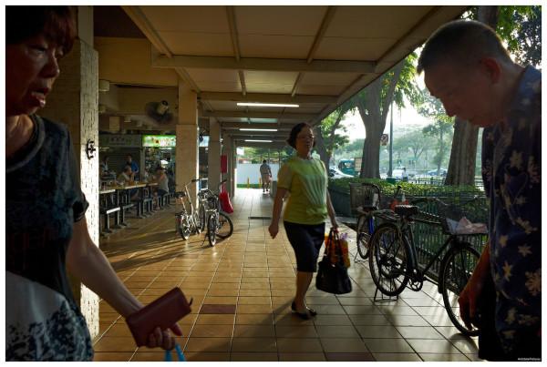 Breakfast people ::: Crawford, Singapore