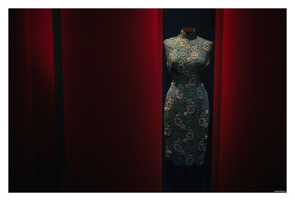 In the mood for cheongsam ::: an exhibition