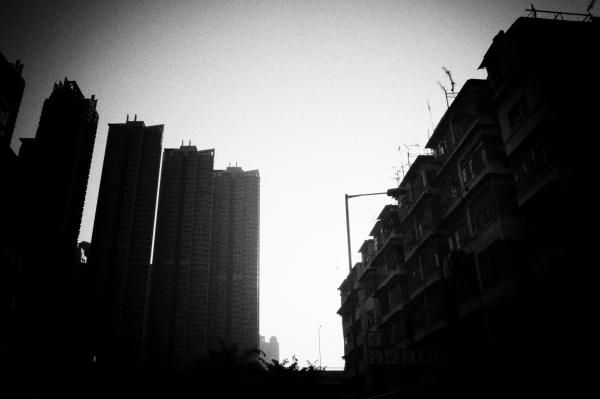 Black & White HK