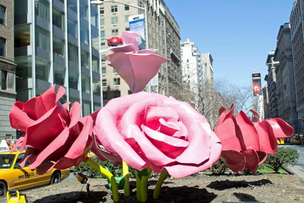 Park Avenue Flowers #1