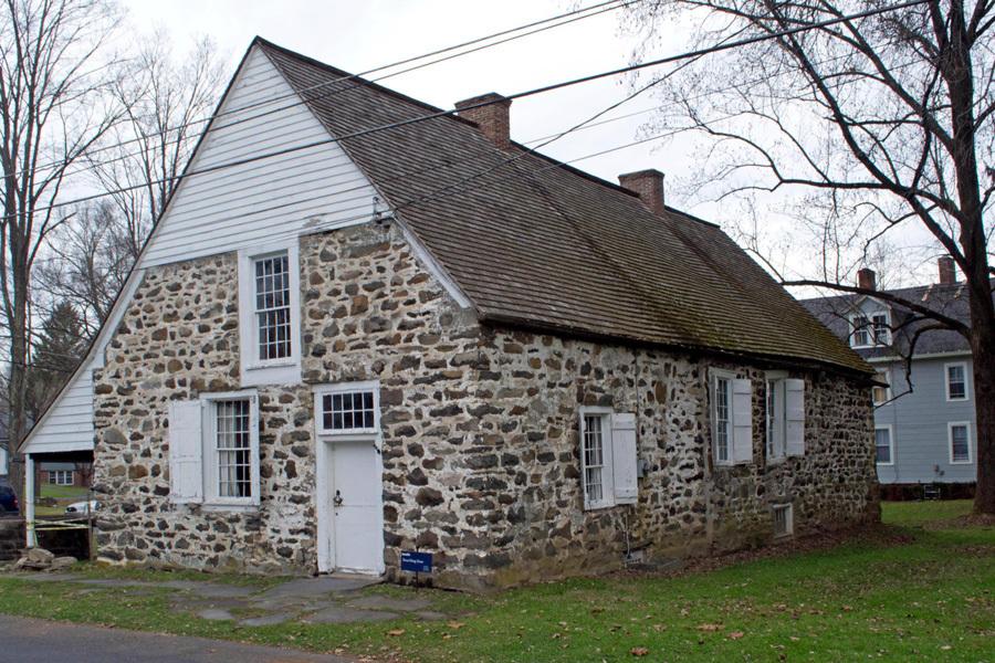 Heugonot Historic District