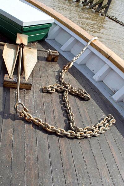 Sailing Ship Anchor