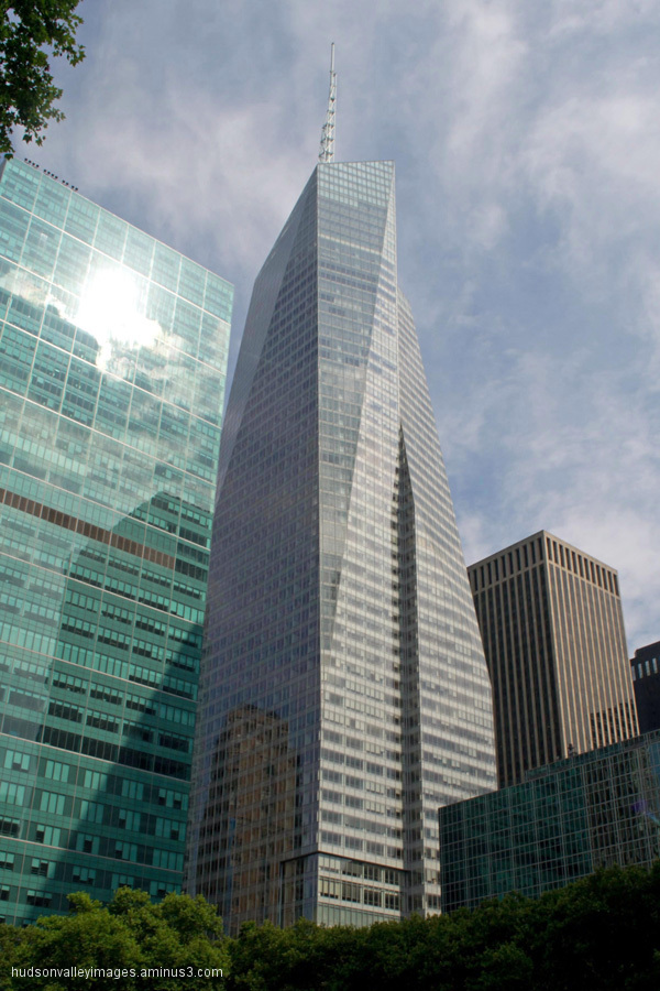 Bank America Tower