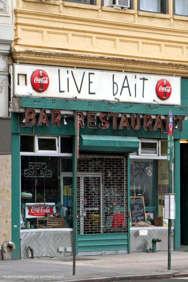 Live Bait Bar