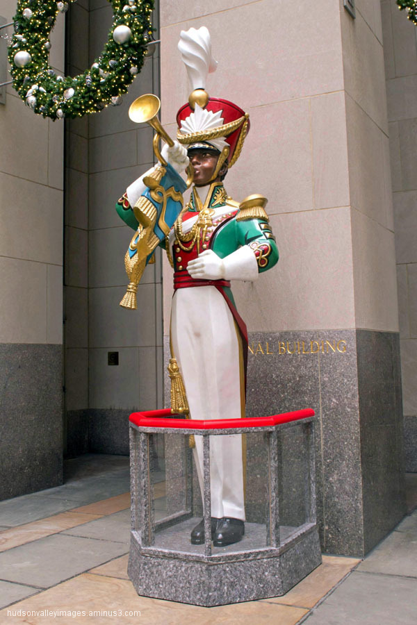 Holiday Bugler