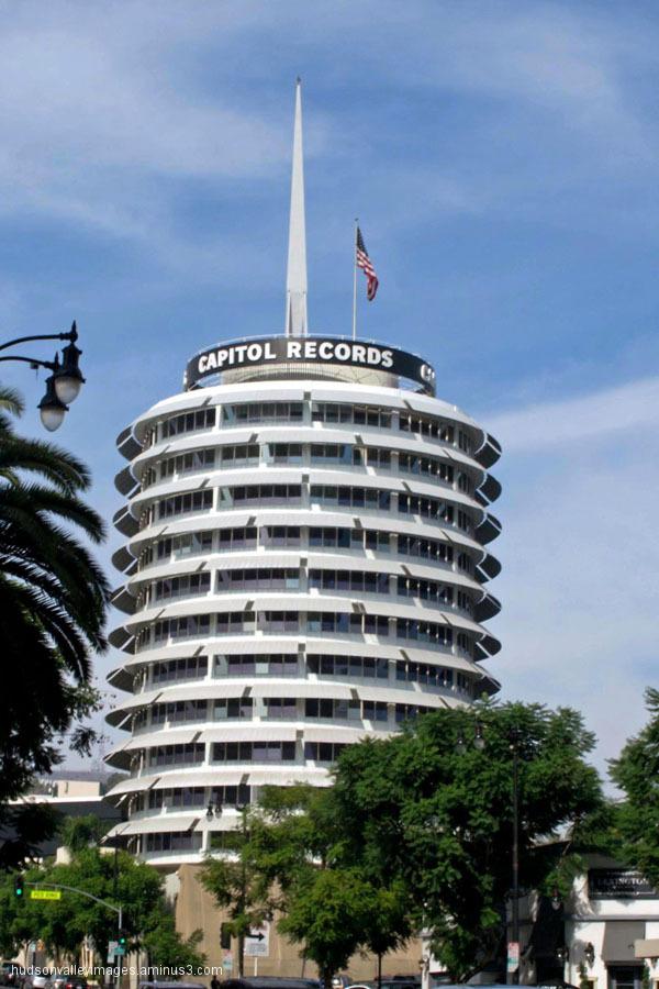 Capital Records Building