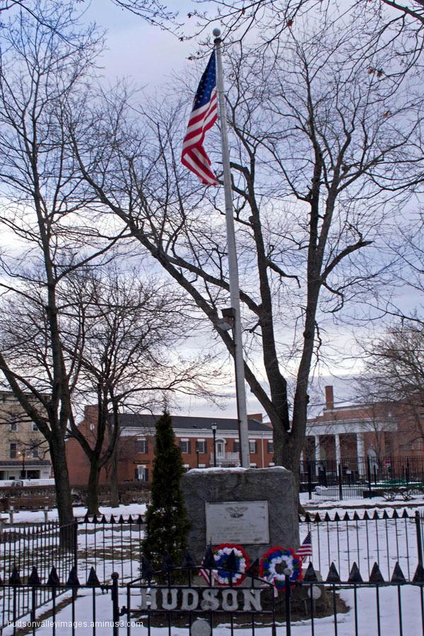 Hudson Veteran's Memorial