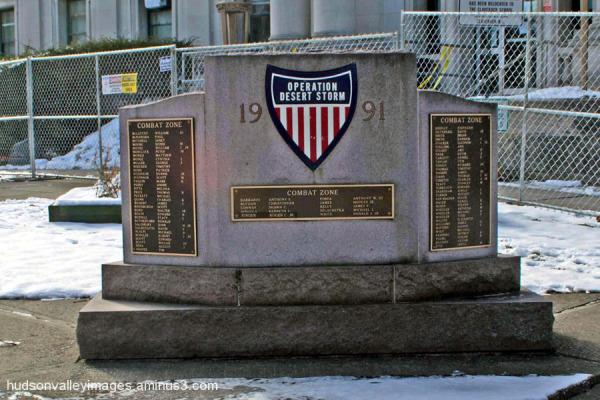 Desert Storm Veteran's Memorial