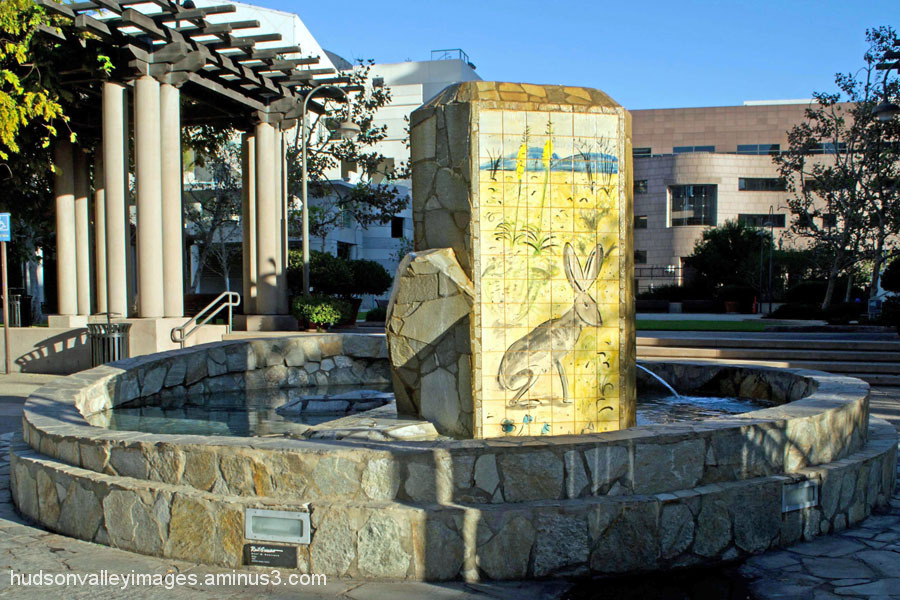 Grand Hope Park Fountain