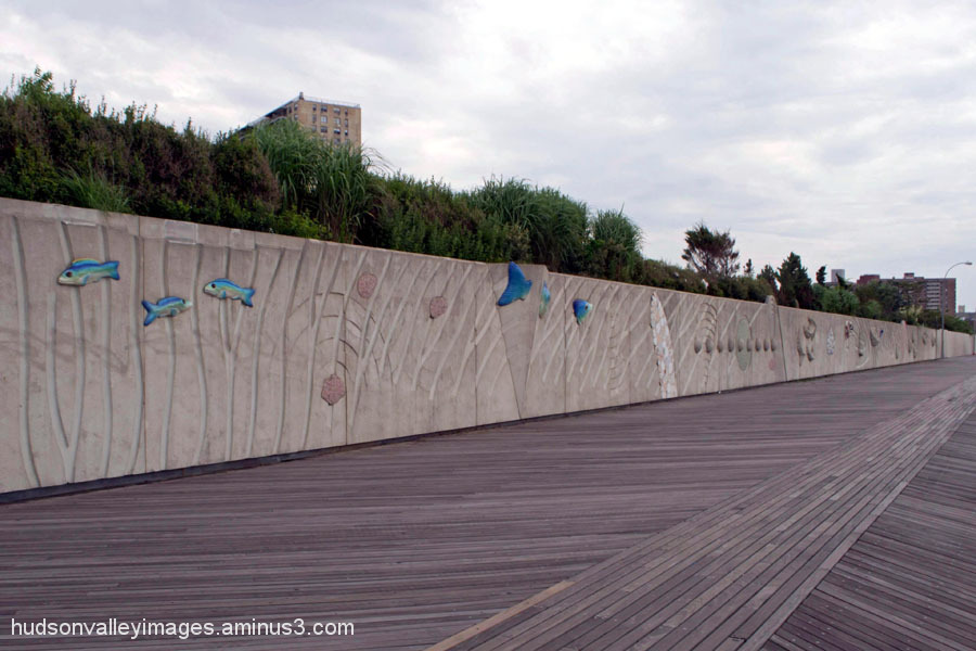 First Symphony of the Sea Wall