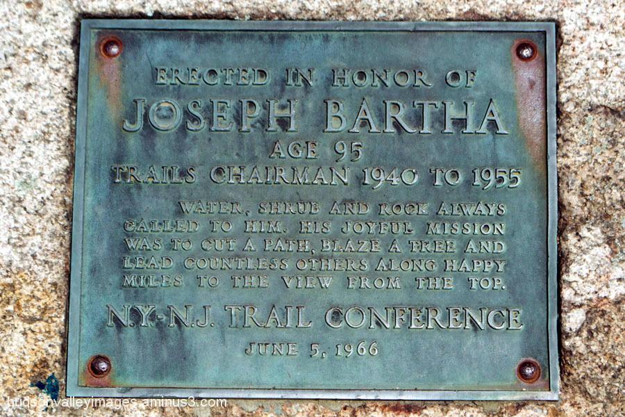 Joseph Bartha Trail Conference Memorial