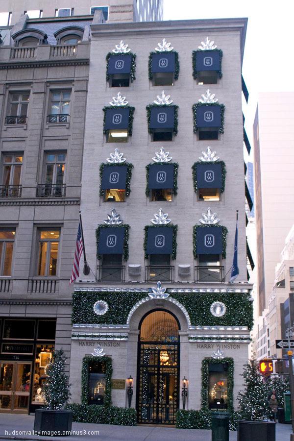 Harry Winston Building