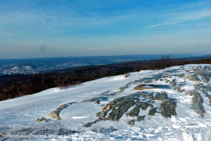 Mountain Top Snow