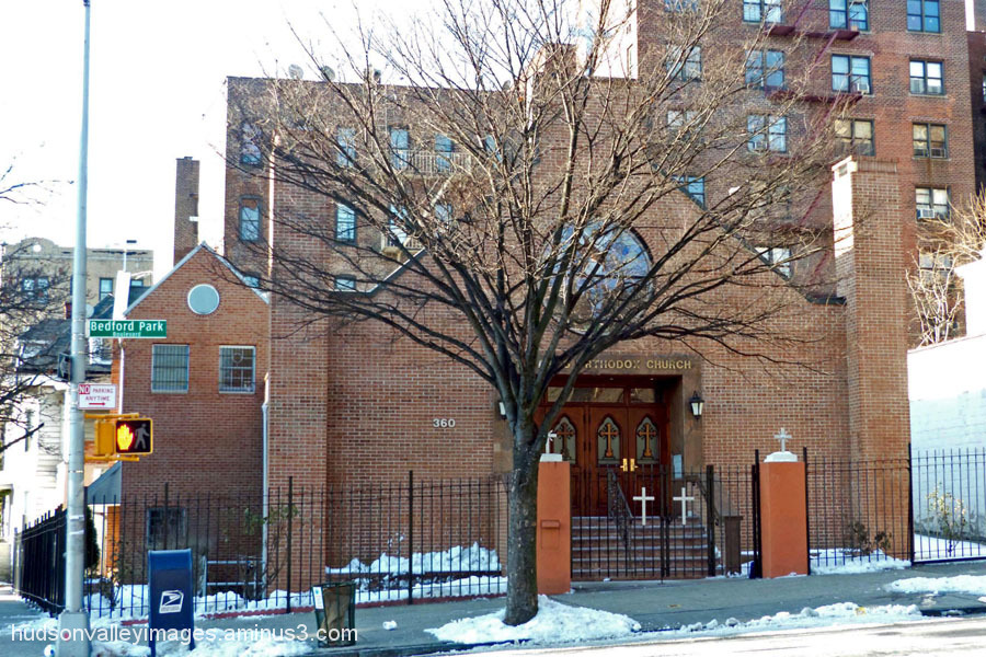 Saint Mary's Orthodox Church