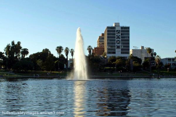 MacArthur Park Lake