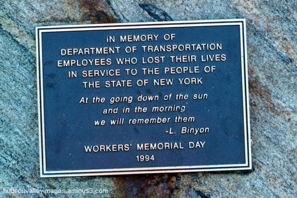 NY Department of Transportation Memorial