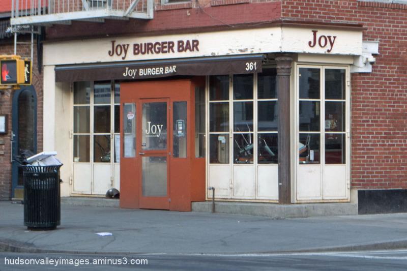Joy Burger Bar