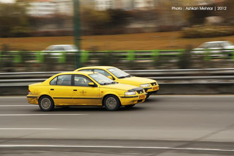 Taxis Race