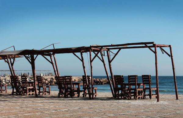 Café by the sea tunisia