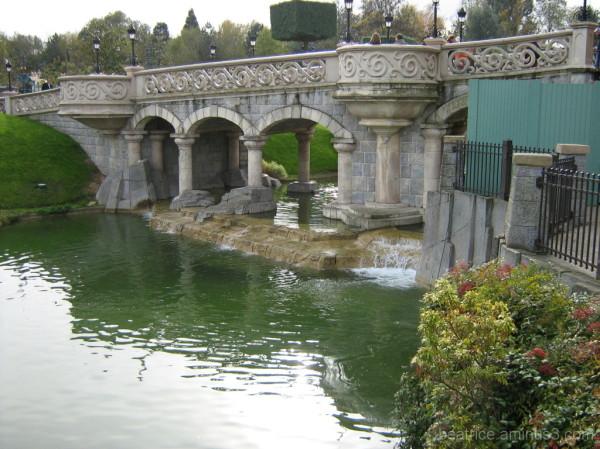 In Disney Land  Paris