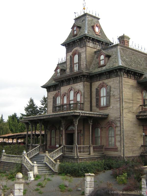 Casa Adams - Disney Land