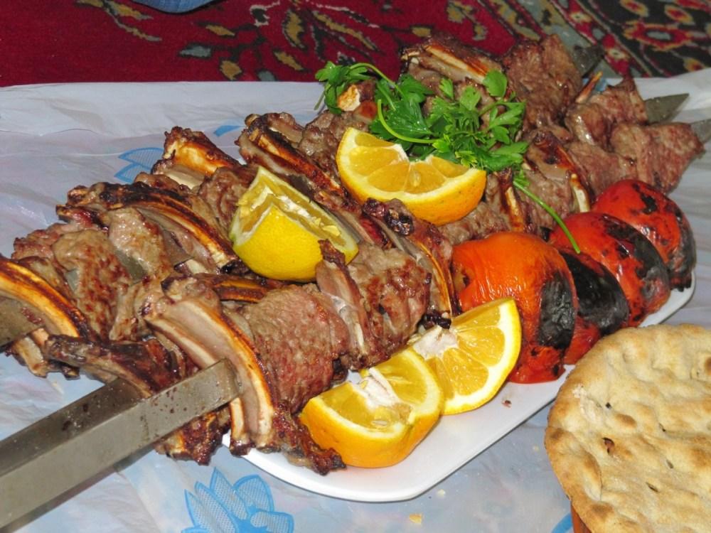 Shandiz shishlik kebab