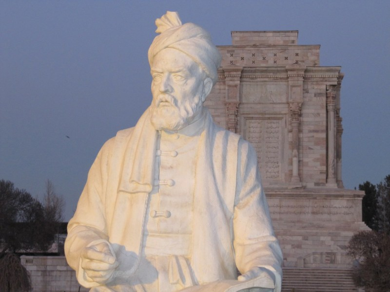 Ferdowsi, the poet