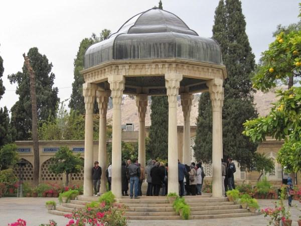 Hafez, the great poet