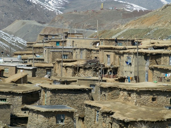 Ourmanat rural houses