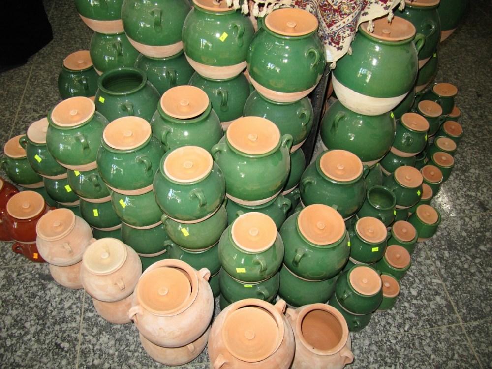 handmade hamedan ceramics